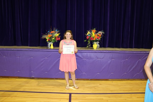 6th Grade Awards Day