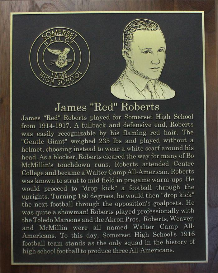 "James ""Red"" Roberts"