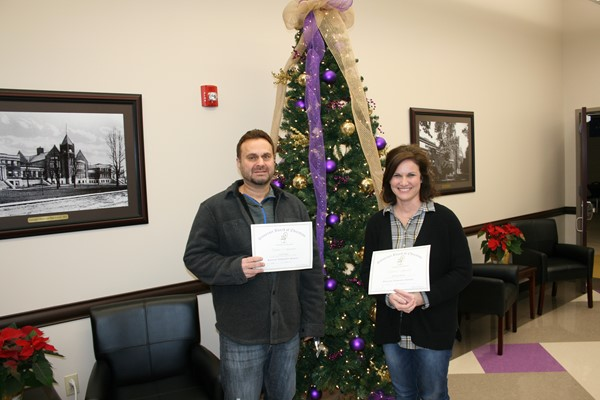 Recognizing Student and Teacher success